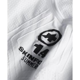 assos NS.skinFoil_summer_S7 alusvaatteet , valkoinen